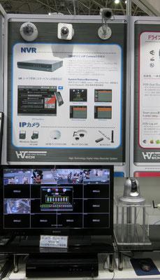 2016 展示商品 PoEネットワークレコーダー
