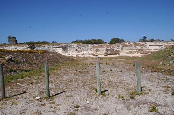 Robben Island à Capetown