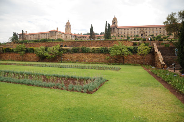Union Building à Pretoria