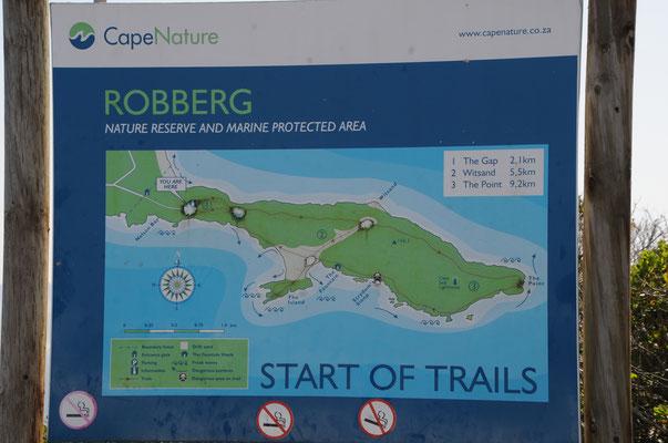 Robberg Nature Reserve à Plettemberg Bay