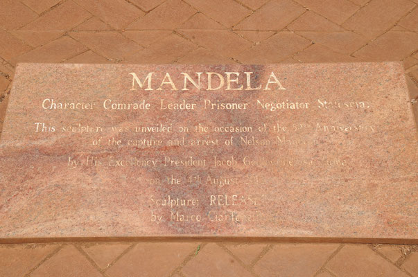 Mandela Capture Site à Howick