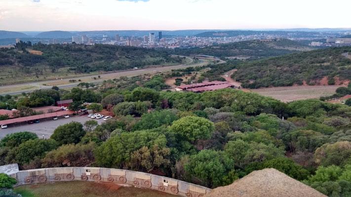 Voortrekker Monument à Pretoria