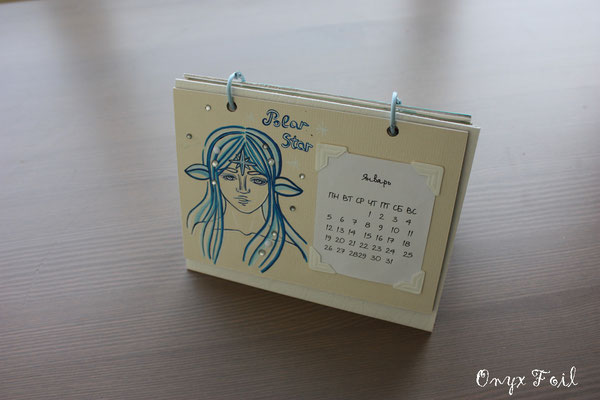 """Fairy-tale eternal calendar"""