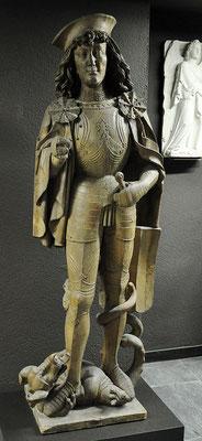 Heiliger Georg, Ulm 1496-1499