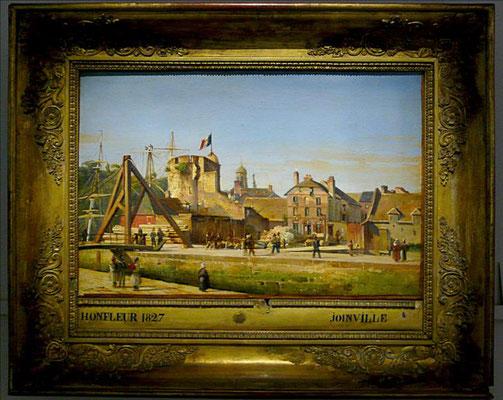 Joinville, La Poudrière, 1827 (JH)
