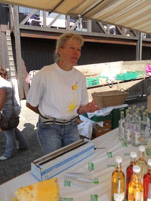 Mit viel Sonne ist der Tag besonders schön. Wir freuen uns, wenn wir auch Sie am Herbstmarkt begrüssen dürfen.
