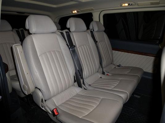 Viano 7 seats
