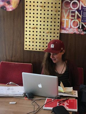Katharina Morawe (Redaktionsleitung)