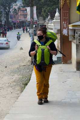 nepal the roaming lioness adventure travel