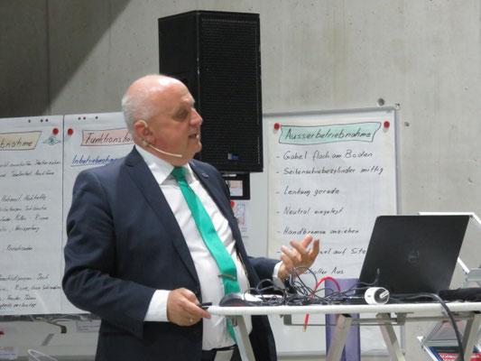 Pumpen mit Mario Hübner, WILO Schweiz AG