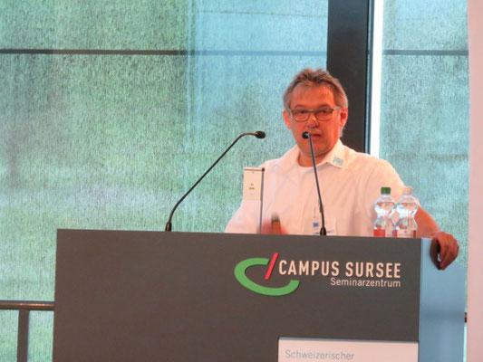 Walter Schuler, Kursleitung SBV