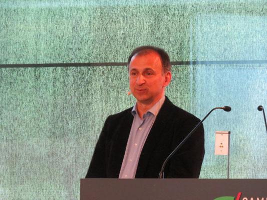 André Olschewski vom SVGW
