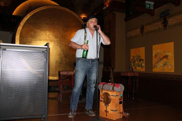 Komiker Hans Otto von Allmen