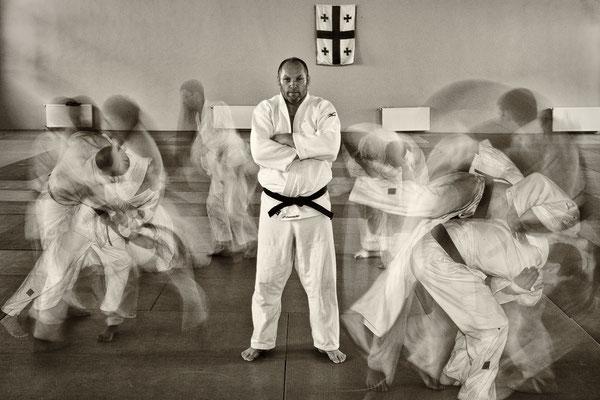 Peter Seisenbacher, 2 X Olympic champion in Judo, Bordschomi 2012