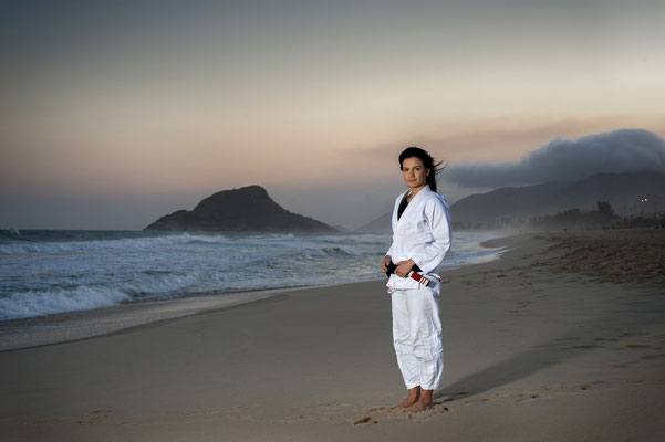 Kyra Gracie, Worldchampion Brazilian Jiu-Jitsu, Rio de Janeiro 2015