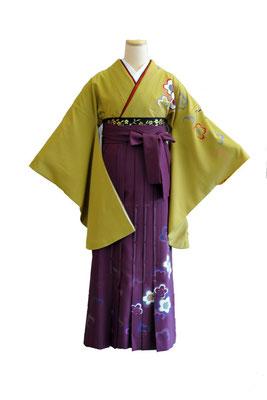 着物+袴セット¥35000円+税