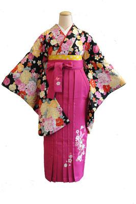 着物+袴セット¥38000円+税
