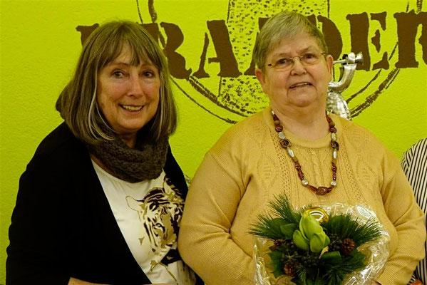Gratulation an Adelheid Wittlich für 50 Jahre LandFrau in Breithardt