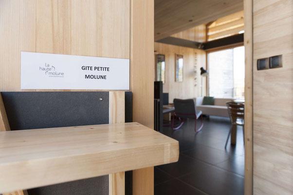 Hall d'accueil - Chambres d'hôtes, chalets d'hôtes, suites familiales, Haut Jura