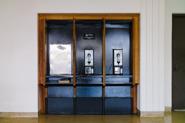 Payphones at Honolulu Airport