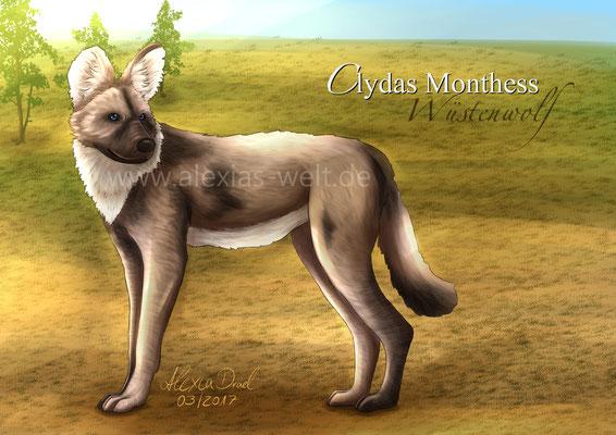 Wüstenwolf: Clydas Monthess