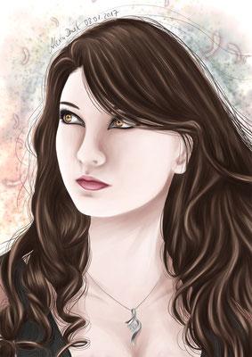 Louna Lavie von Feurige Leidenschaft