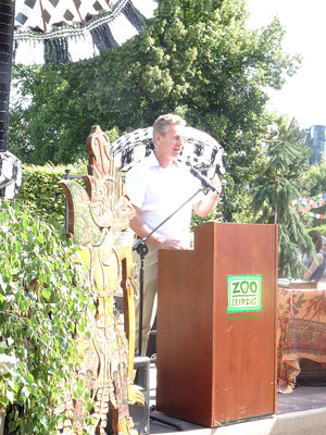 Herr Brandis vom WWF