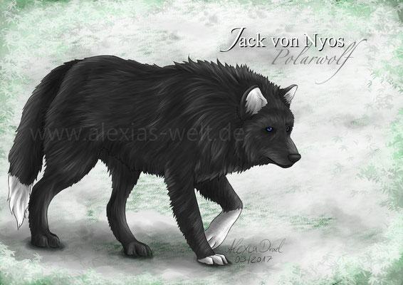 Polarwolf: Jack von Nyos