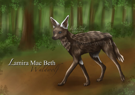 Waldwolf: Lamira Mac Beth