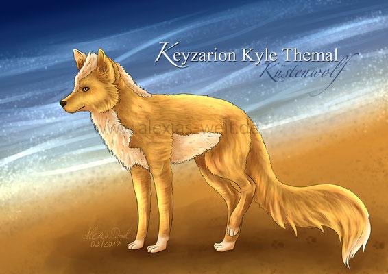 Küstenwolf: Keyzarion Kyle Themal