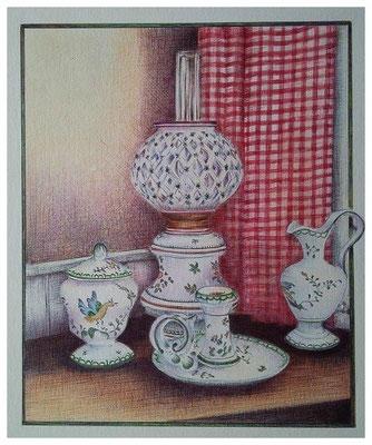 Les porcelaines - STYLO BILLE