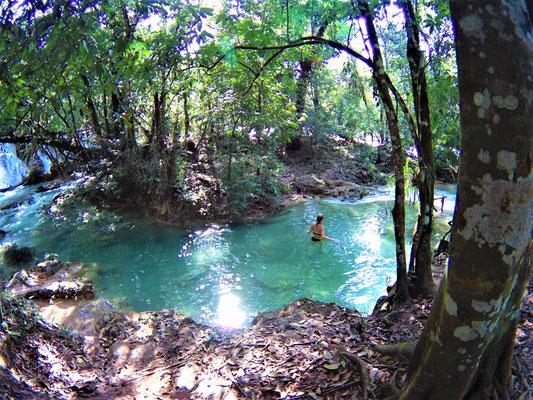 Agua Azul, Palenque
