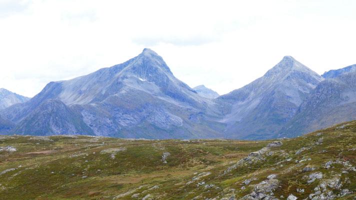 Mefjellet Wanderung, Valldal