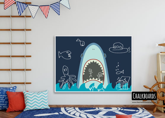 CHALKBOARDS® bunte Kreidetafeln für's Kinderzimmer