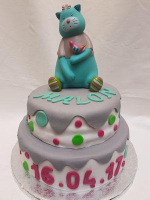 Event Cake réalisé pour un baptême