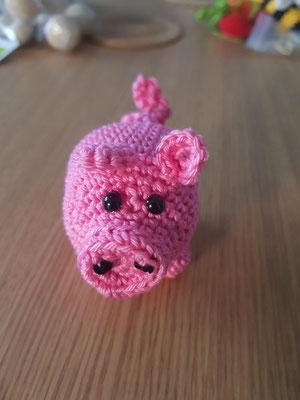 Pinkes Schweinchen
