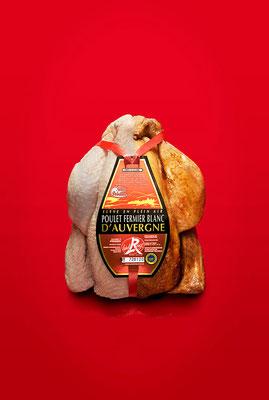 photo culinaire publicitaire pour Allier volaille