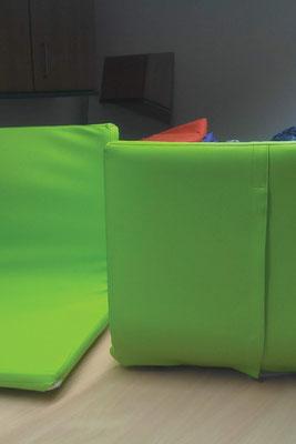 abwischbarer Sitzüberzug für Sessel