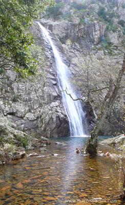 Cascata di Oridda