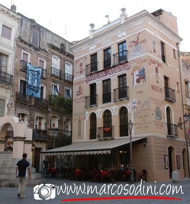 Iglesias Piazza Lamarmora
