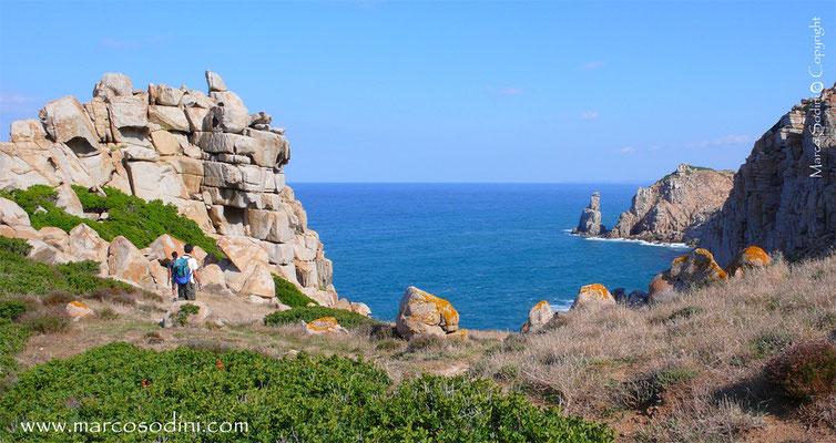 Punta Guardiano Capo Pecora Fluminimaggiore