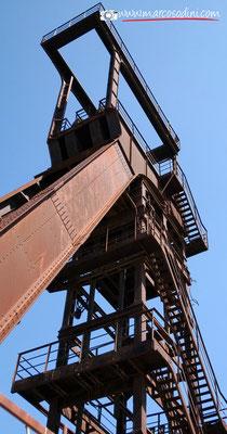 Pozzo miniera Sulcis Iglesiente