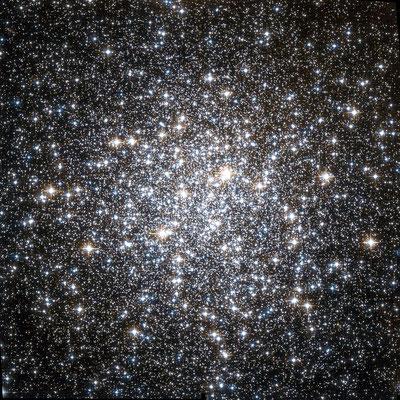 L'amas globulaire NGC 6723 par le télescope spatial Hubble