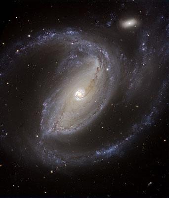 NGC1097 par le VLT de 8,20m