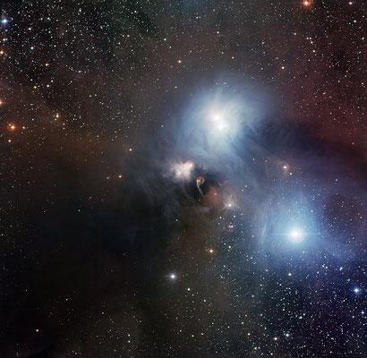 Par le télescope de 2,20m de La Silla, ESO
