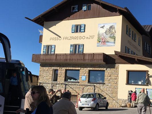 Falzarego Berghaus