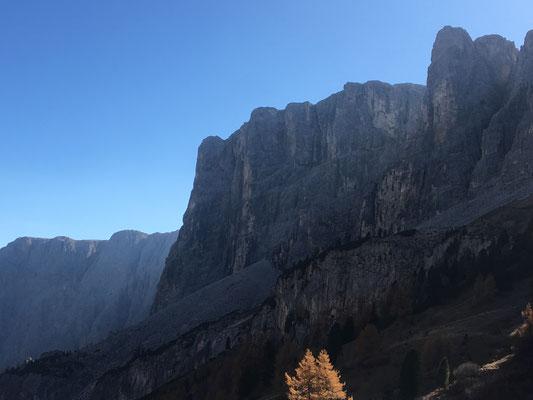 Herrliche Berge sonnige Höhen Bergvagabunden sind wir ....