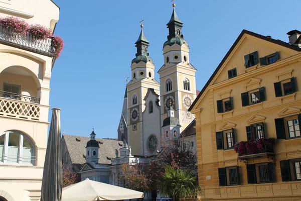 Führung durch Brixen mit Arnold Gasser - Stadtzentrum mit Dom