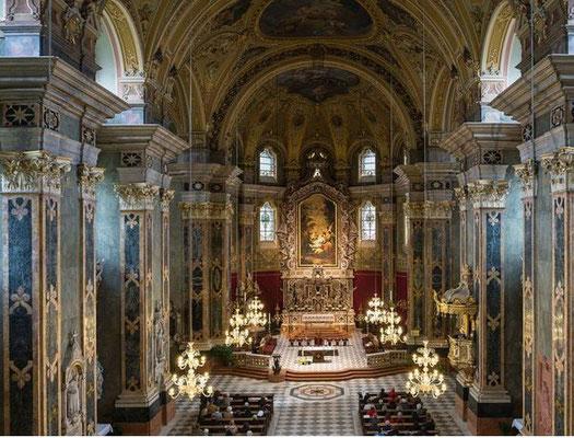 Führung durch die Kathedral und Basilika - mit dem Domdekan zu Brixen