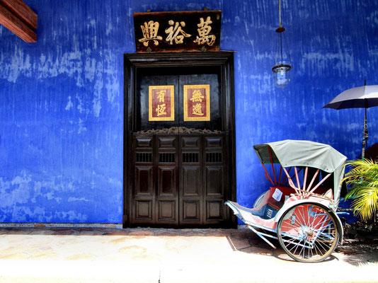 Cultuurrijk eiland Penang in West-Maleisie